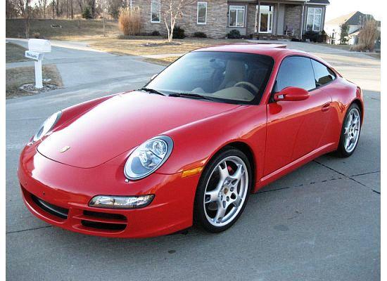 2006 911C2S