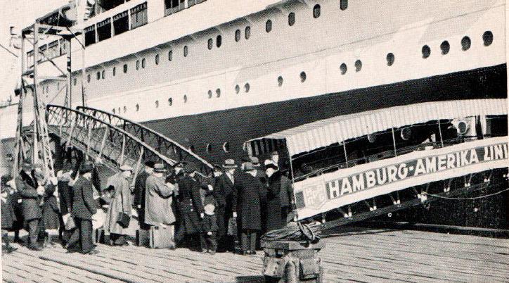Flucht aus Deutschland am 13. Mai 1939
