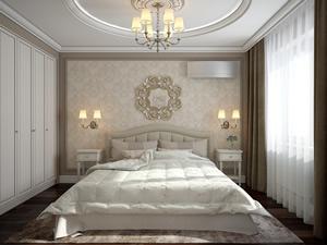 Дизайн трехкомнатной квартиры в классическом стеле