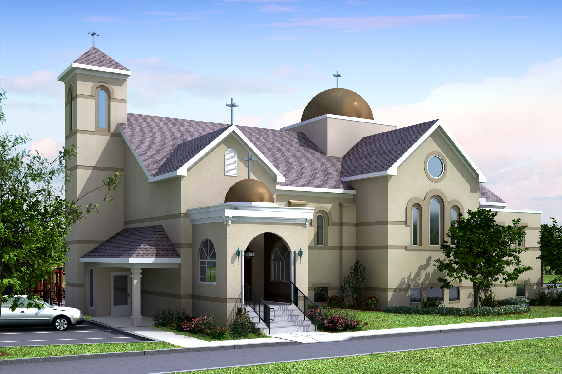 Saint Anthony's Greek Orthodox Church