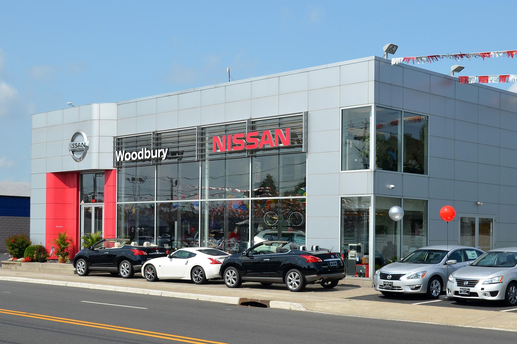 Woodbury Nissan