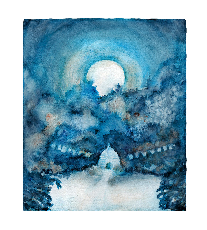 moonlit stupa wiggly.jpg