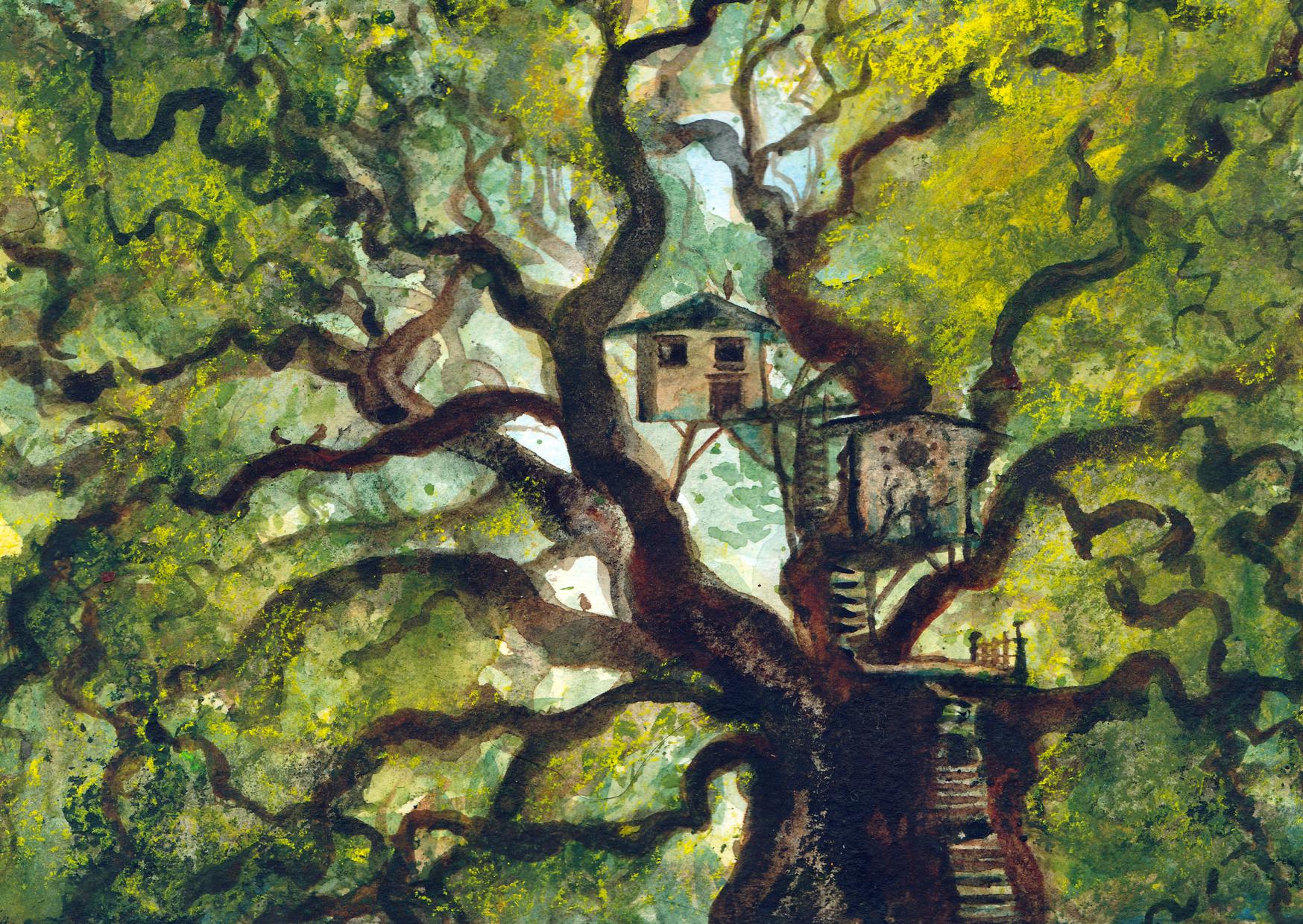 Oak Tree   Card Size.jpg