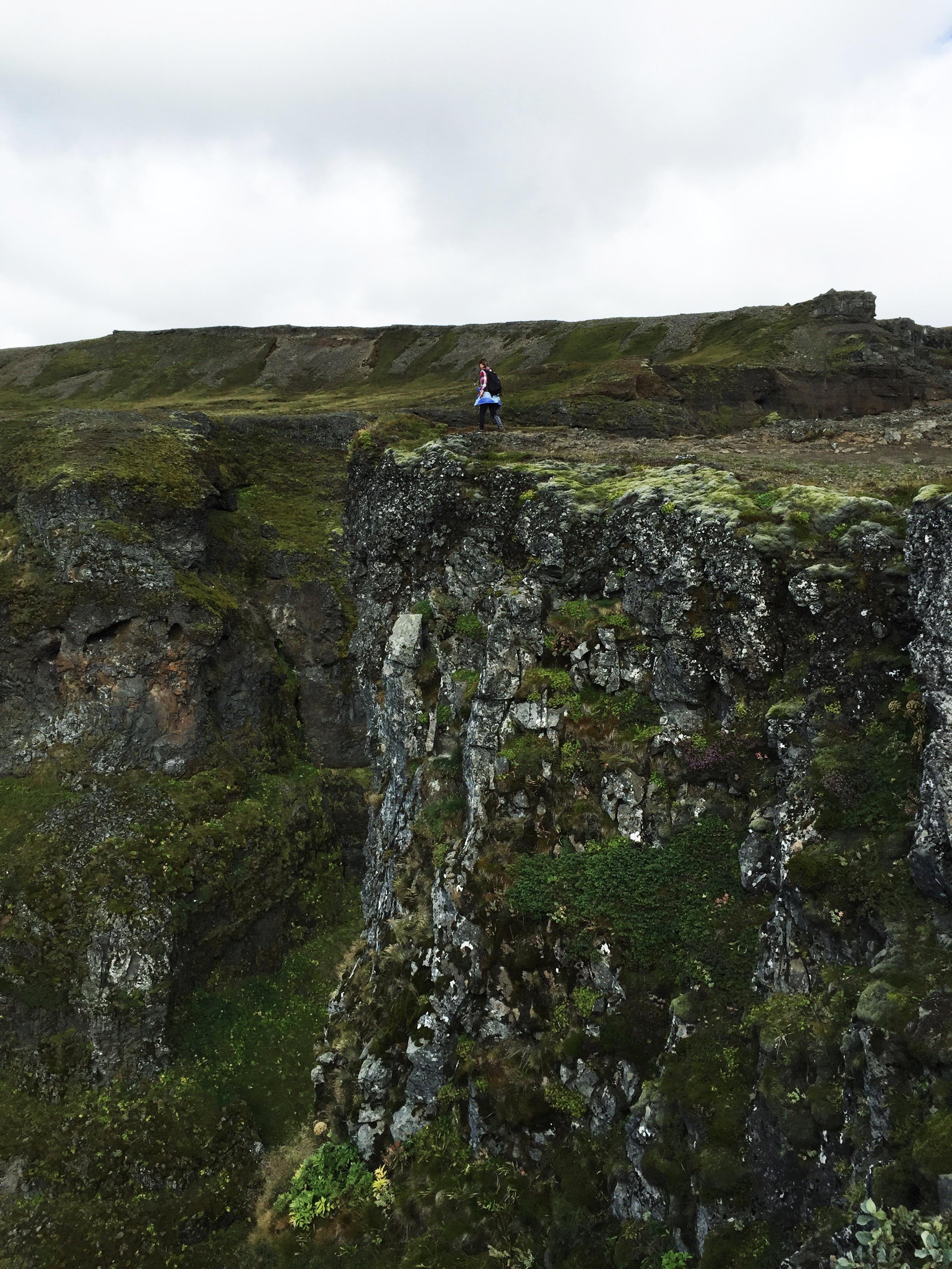 Glymur, Hvalfjörður