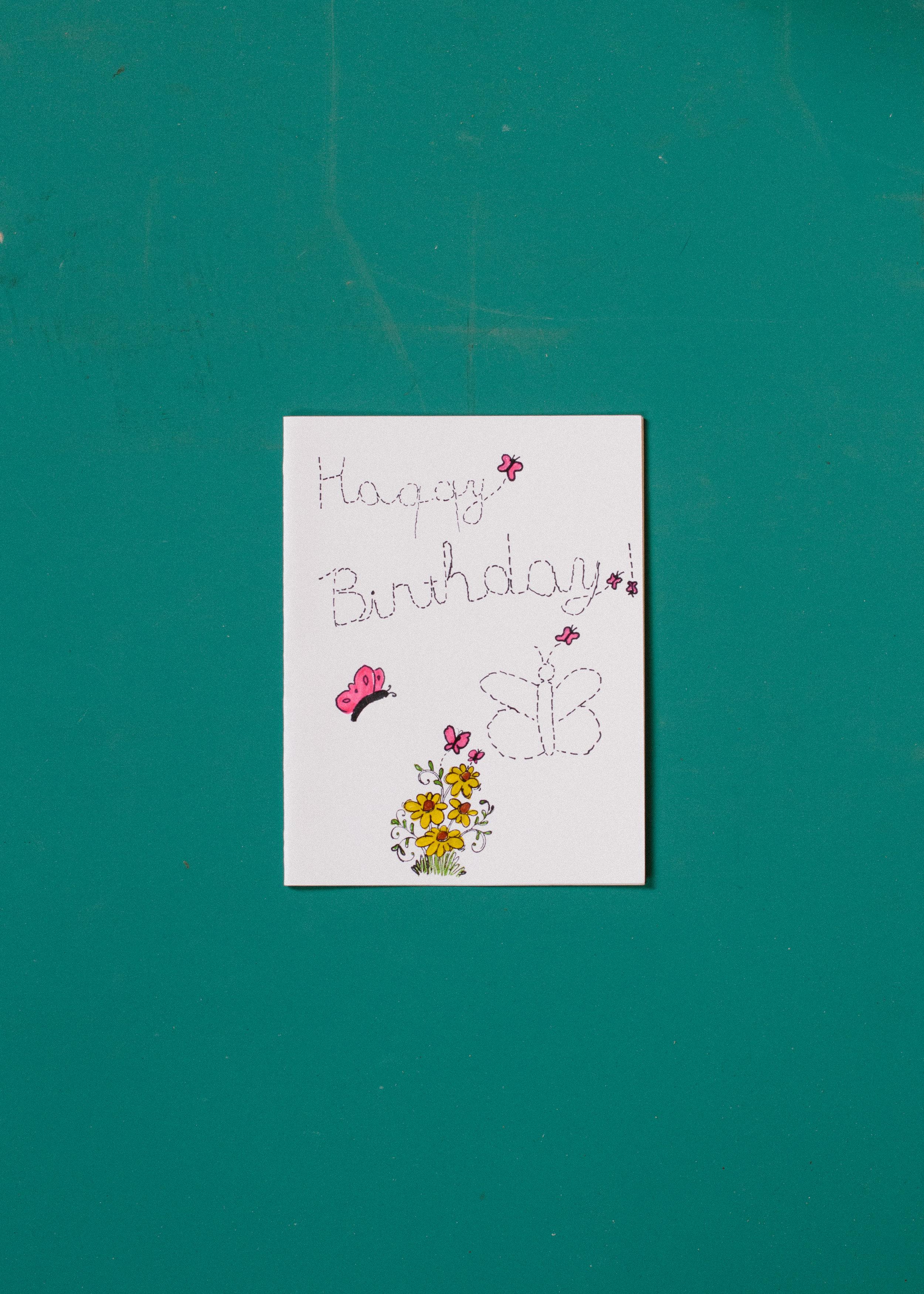 """""""Haqqy Birthday!"""""""