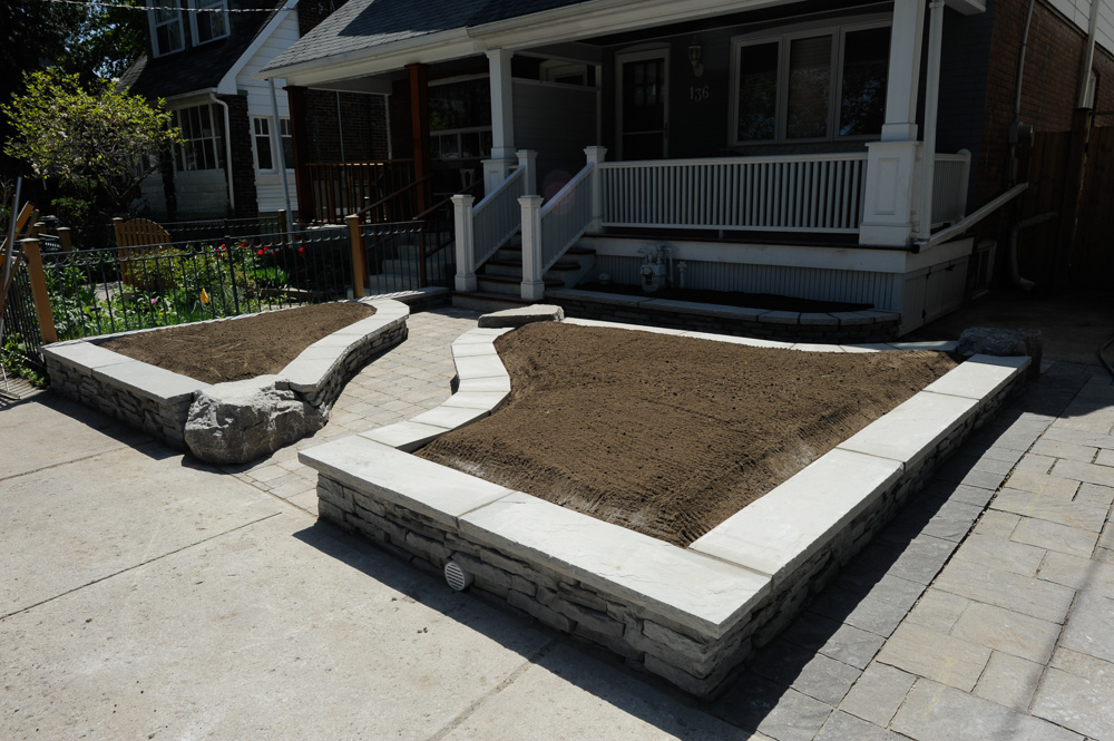 COMPLETED CONSTRUCTION - READY TO PLANT!