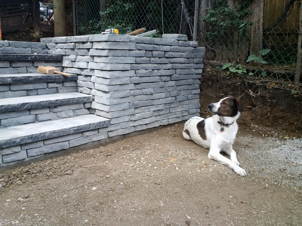Our on-site supervisor