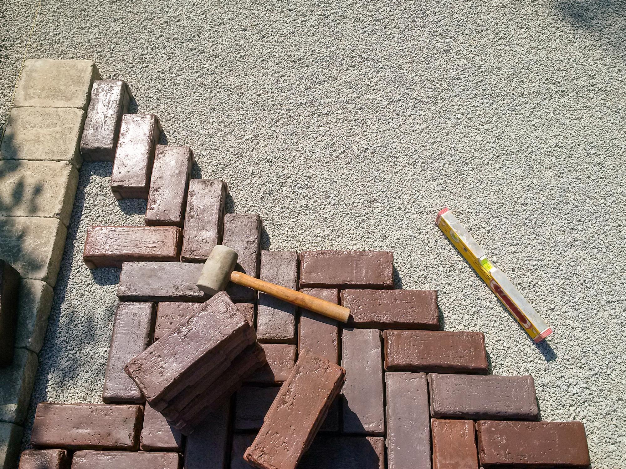 Harringbone design progress