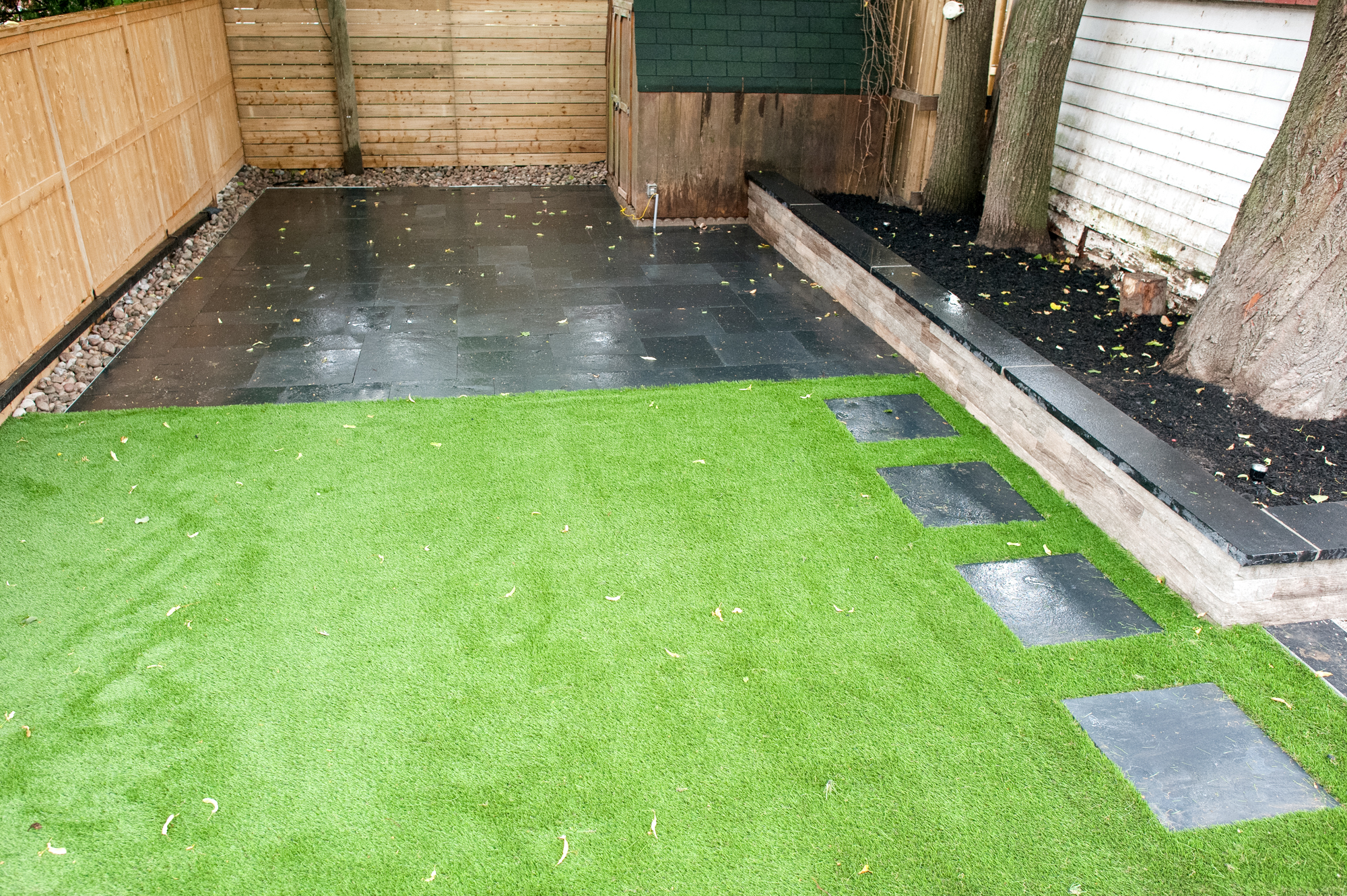 Completed Project - Turf Overview