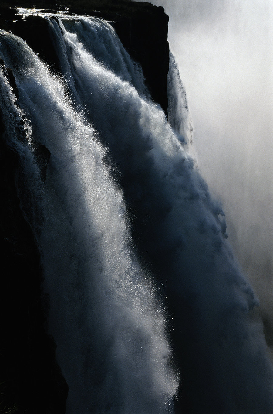 """""""Water is the softest thing, yet it can penetrate mountains and earth. This shows clearly the principle of softness overcoming hardness.""""   Lao Tzu    Photograph by Chris Johns, National Geographic"""