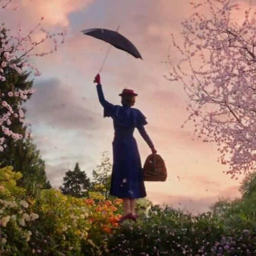 """One thing you should know about her; she never explains anything."" From ""Mary Poppins""   Image from Polygon.com"