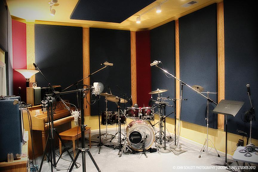 """Studio """"Live"""" Room"""