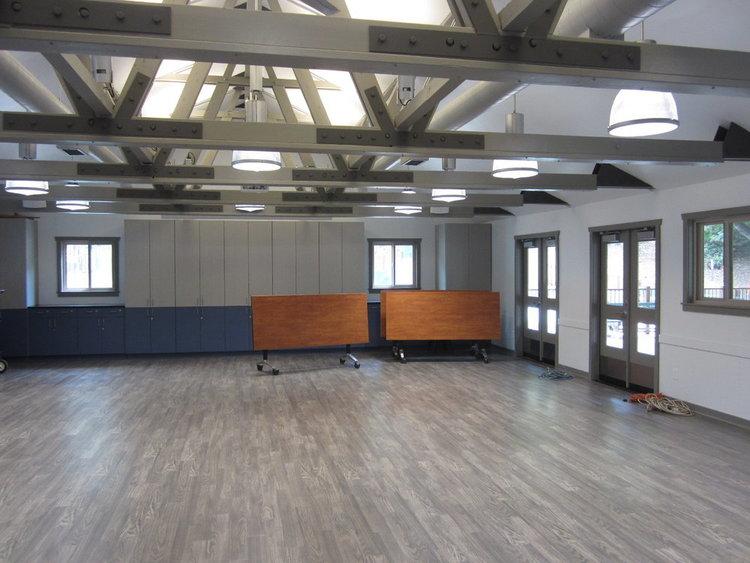 Entertainment Center - After