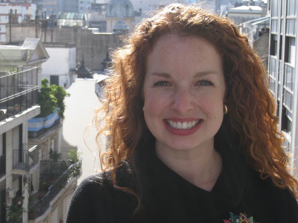 Ann Glotzbach Noguer    Founder and CEO, Puentes