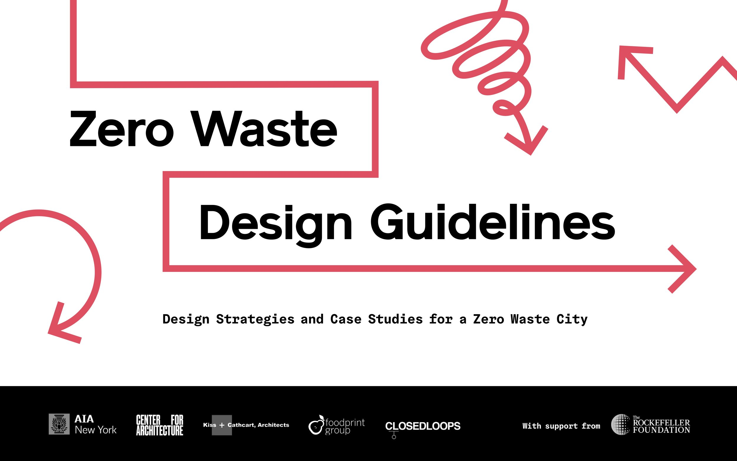 ClosedLoops co-authored the  Zero Waste Design Guidelines  with architect and project lead, Clare Miflin of  Think Woven , and Christina Grace of  Foodprint Group .   In April 2019, the Guidelines authors founded  The Center for Zero Waste Design  to adapt the strategies within the Guidelines to the context of other cities, expand the database of case studies, and develop research and policy tools for designing cities and buildings for zero waste.