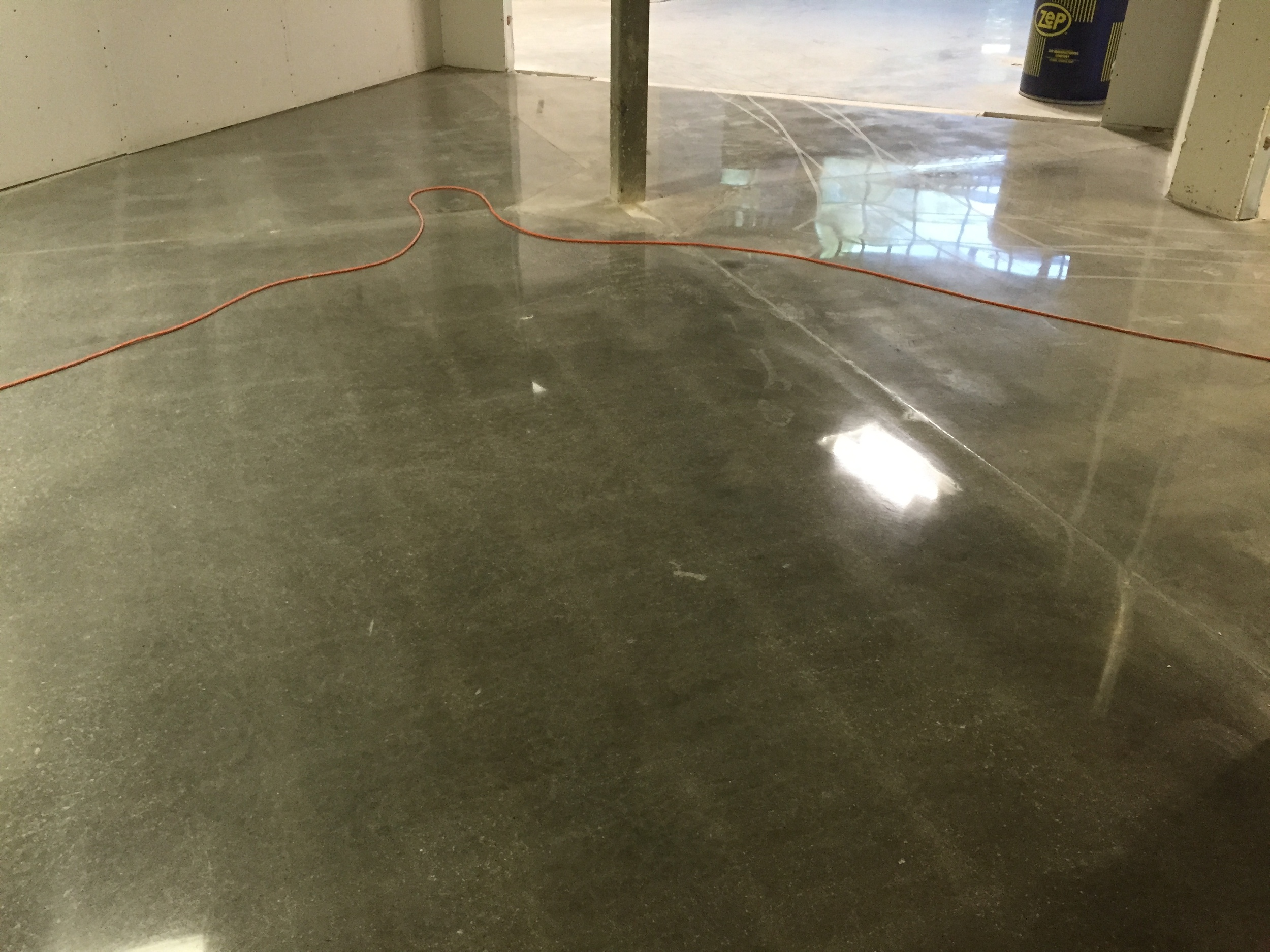Image of Polishing Concrete and Cord