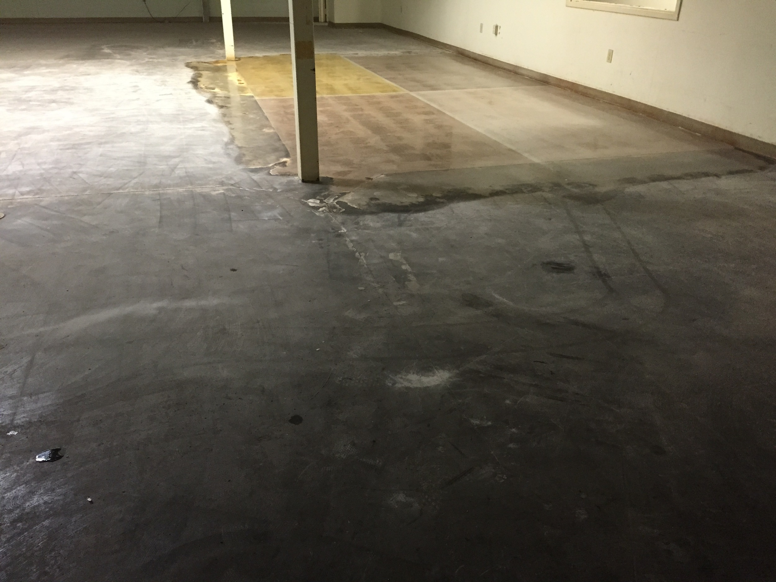 Concrete Floor Finishing Options Available in Various Colors