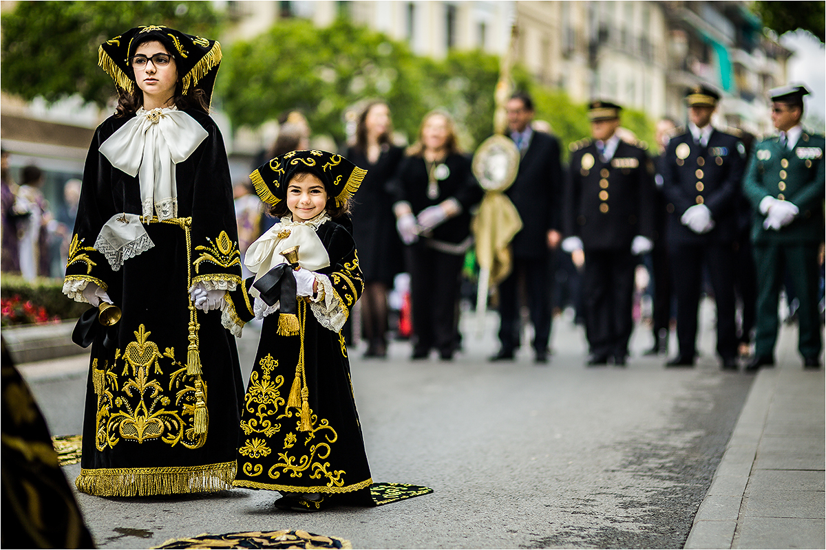 Domingo de Resurrecion - Semana Santa, Antequera, 2019