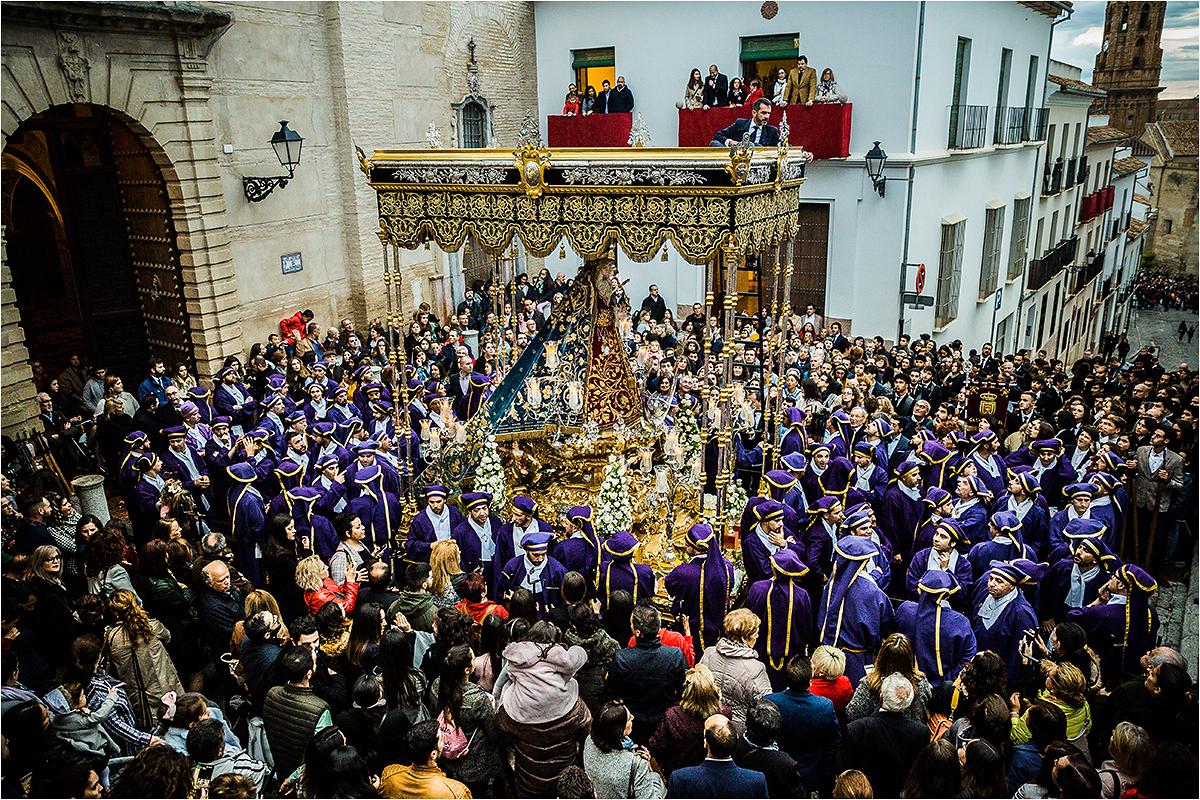 Viernes Santo - Semana Santa, Antequera, 2019