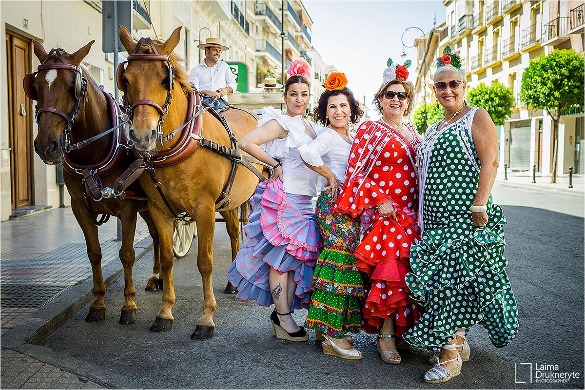 Las Antequeranas - Feria de Primavera de Antequera, 2019