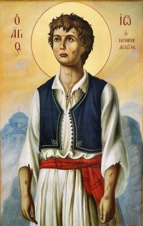 Saint John of Monemvasia