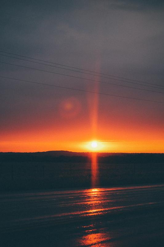 Texas Sunset 2015
