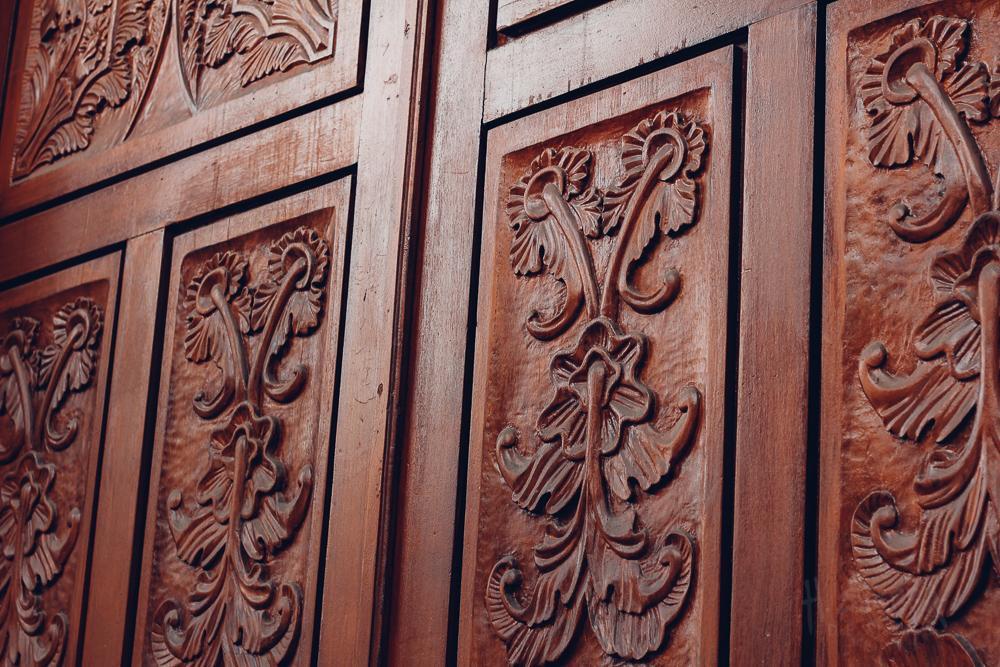 Entrance to Bellas Artes | Entrada a Bellas Artes