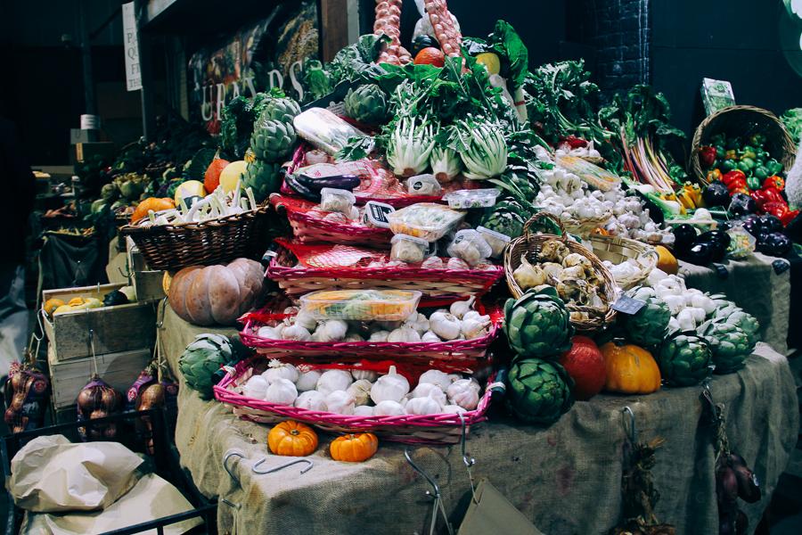 Market Vegetables