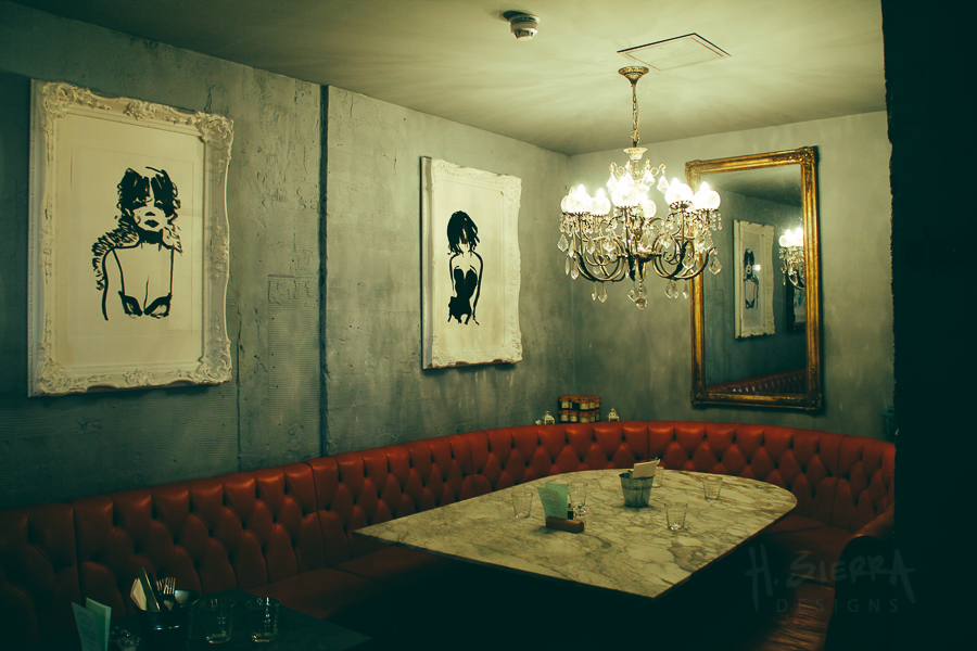 Fancy French Eateries