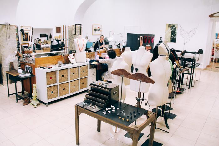 Local Jewelry Shop