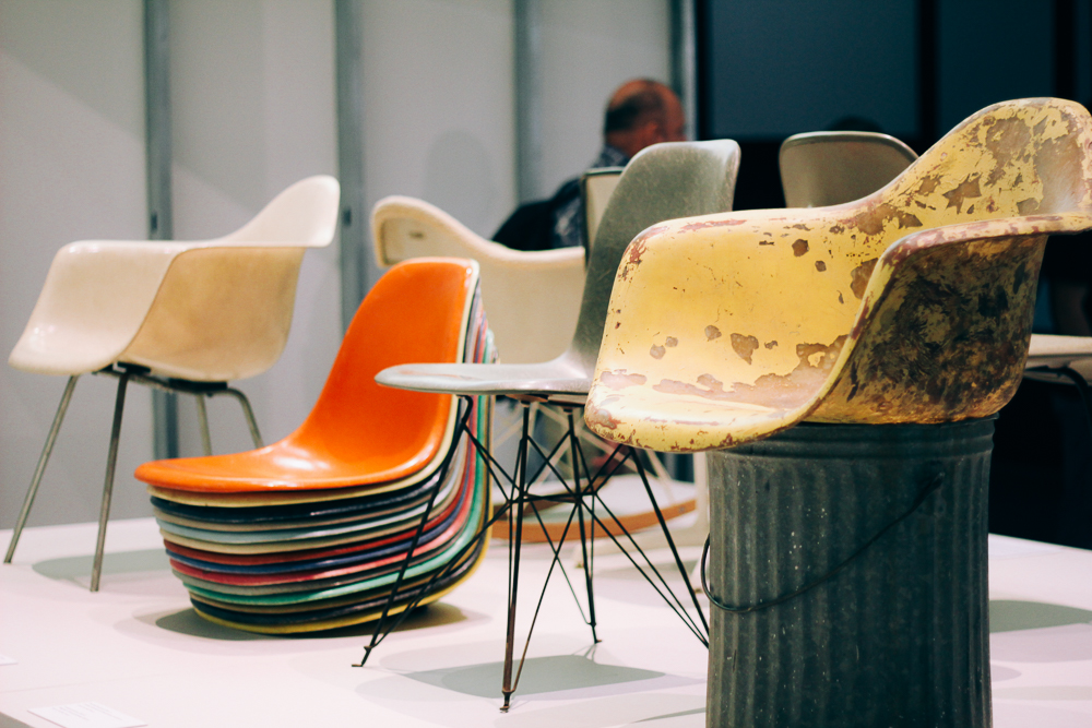 Iconic design by Charles and Ray Eames, hosted at MAAT.