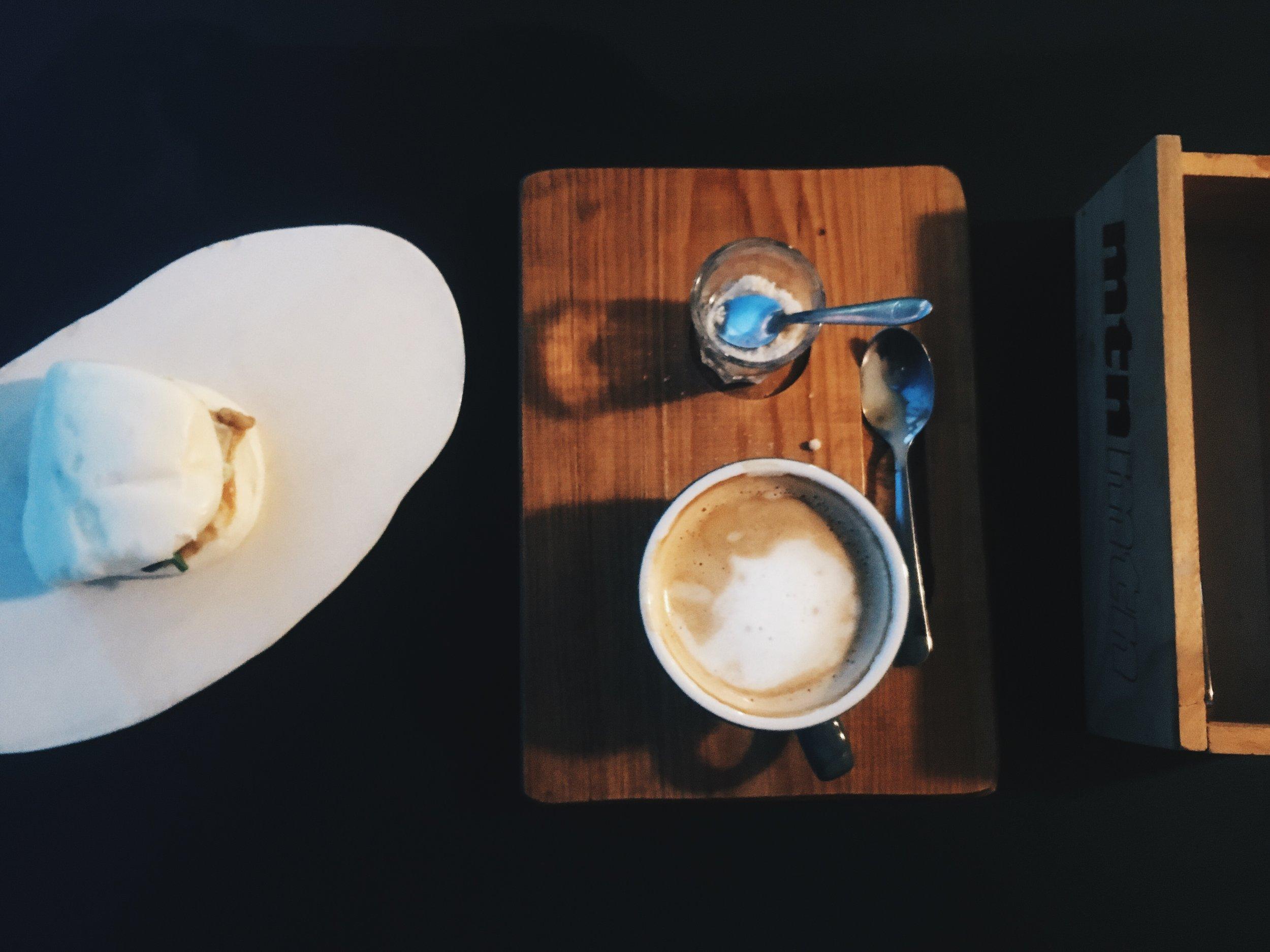 Food at  Montana Lisboa