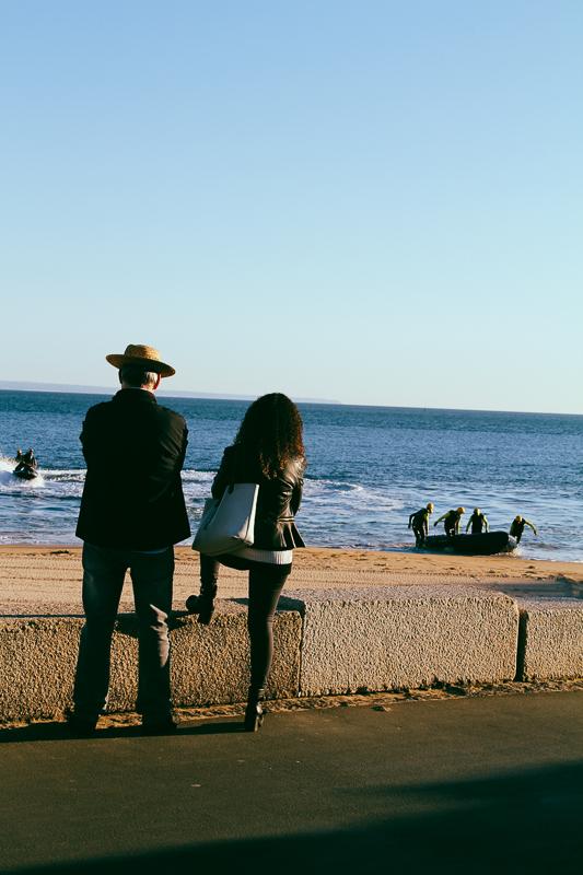 Beaches in Lisbon