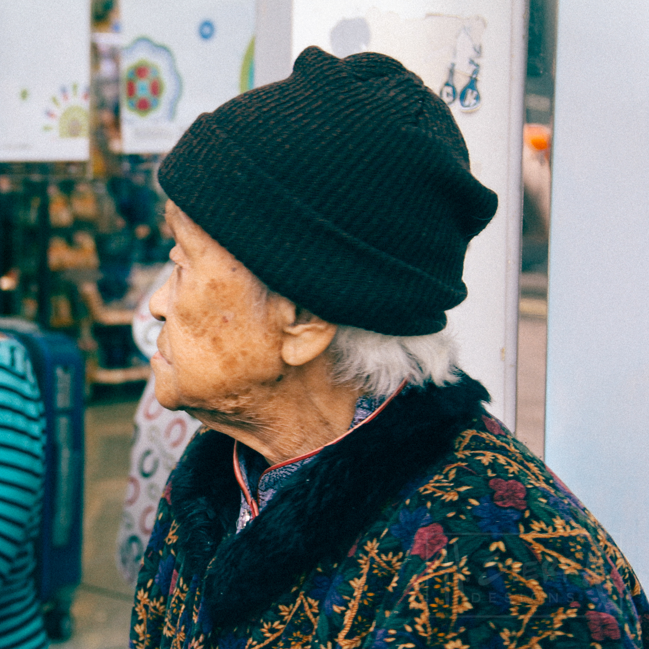 Oldest Lady