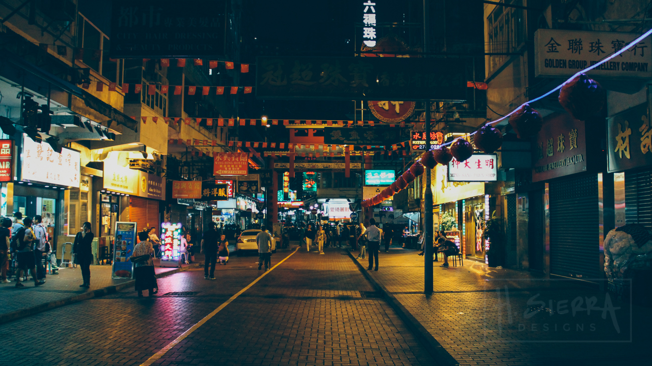 Night Explorations of the City