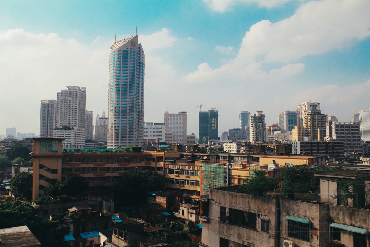 Welcome to Guangzhou, China