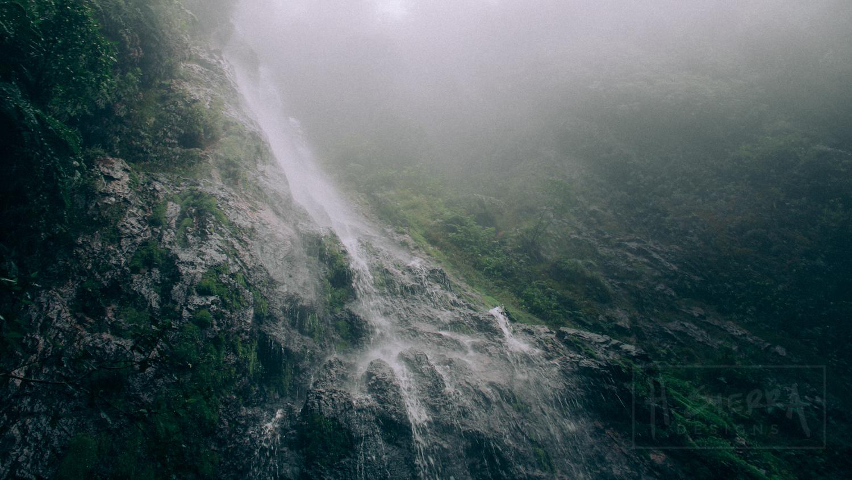 La Cascada, (La Tigra, Honduras)