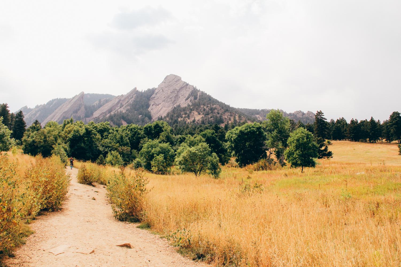 The natural paradise of Colorado