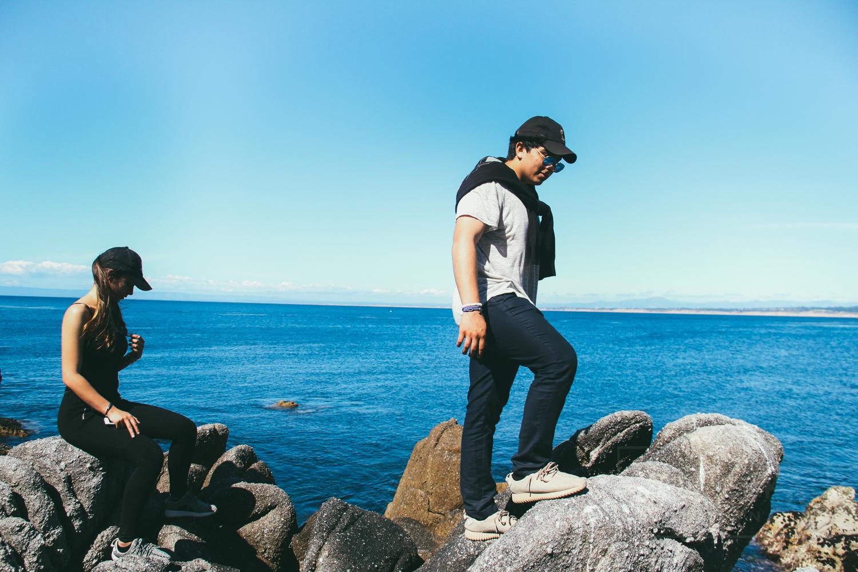 Rocks & Yeezys (California, USA)
