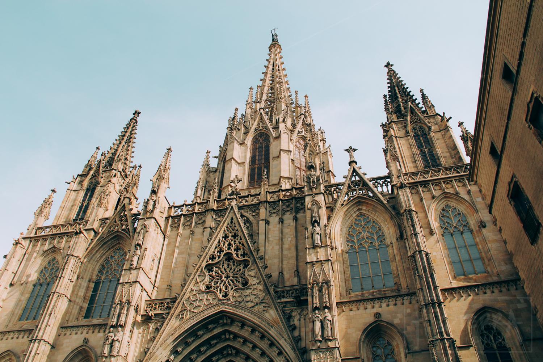 Discovering Barcelona, Spain