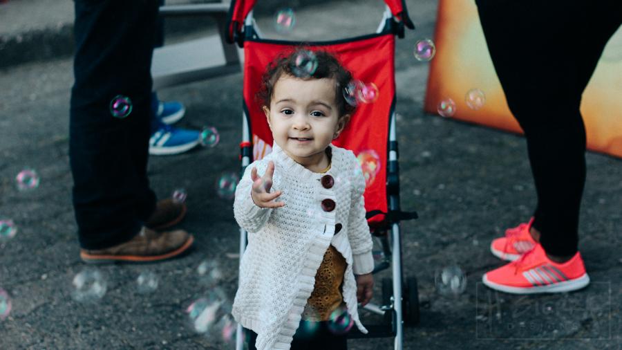 The Joy of Bubbles.