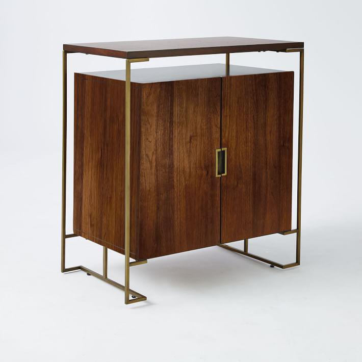 Baron Deco Bar Cabinet