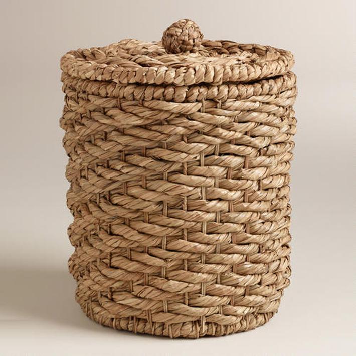 Water Hyacinth Basket
