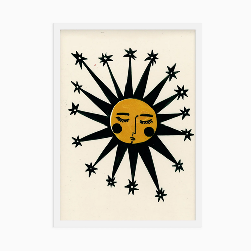 As Collective, Sun I print