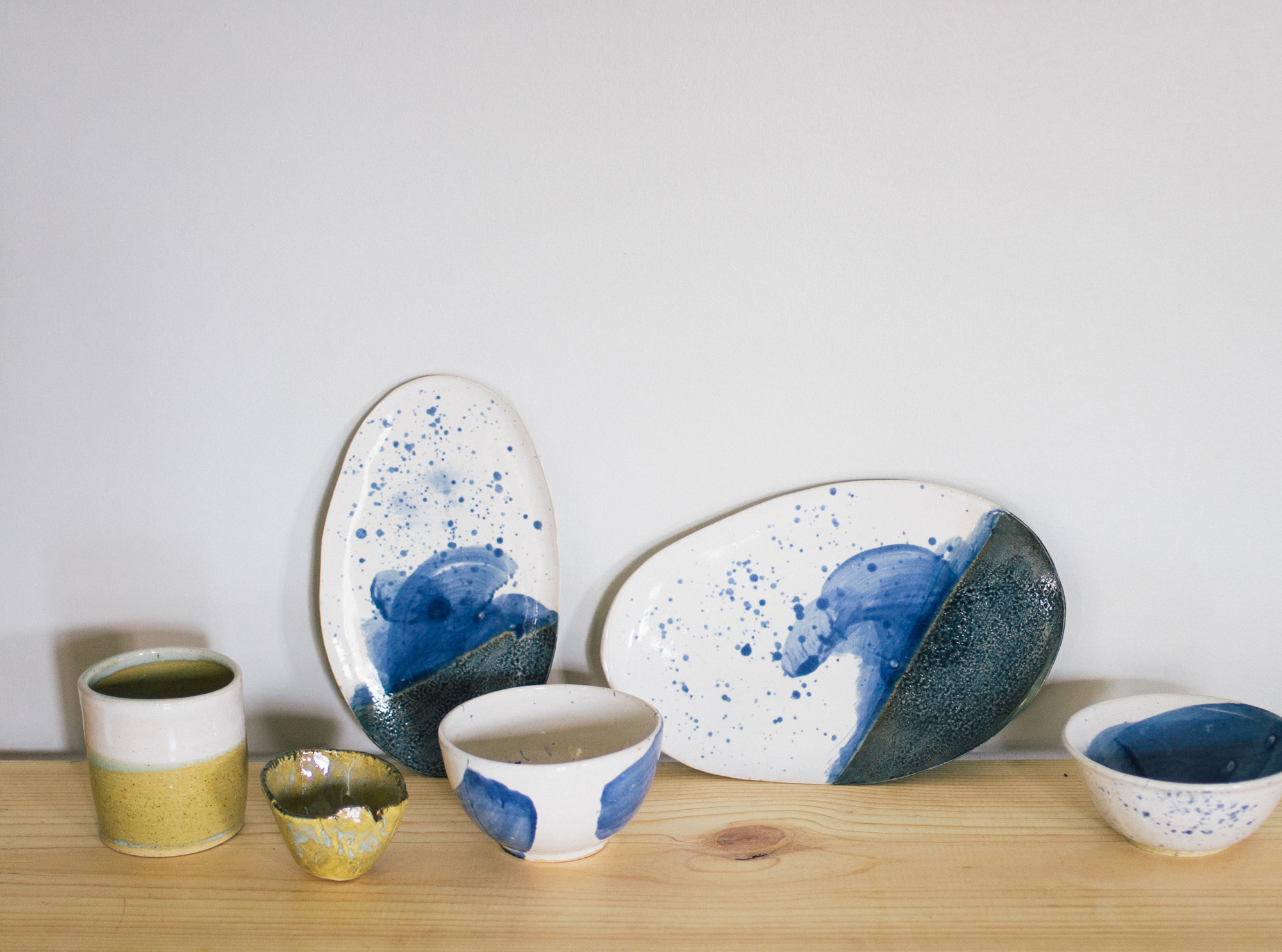 OLD BRAND NEW CERAMICS