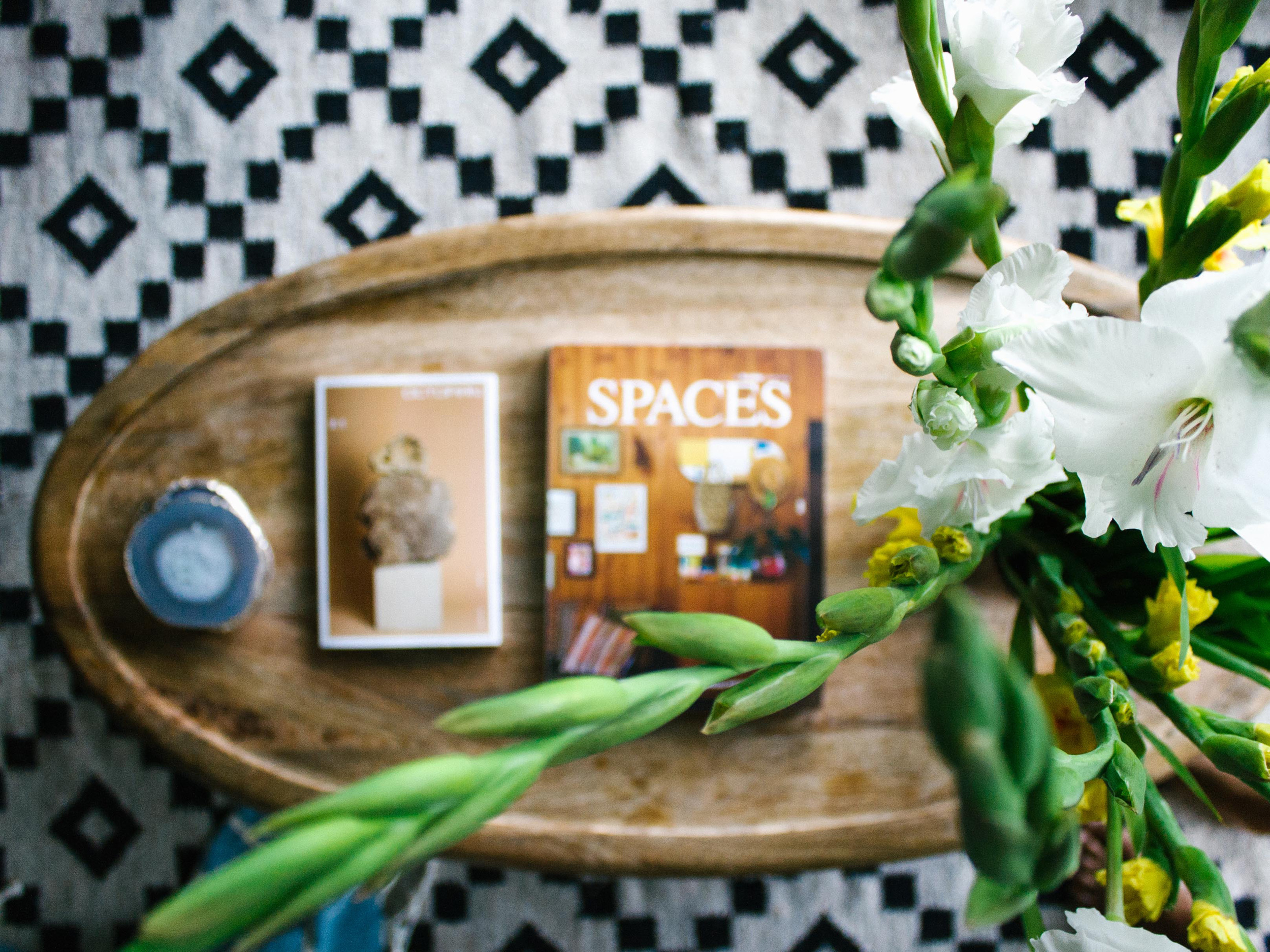 Coffee Table Magazines •   Octopian   and   Spaces