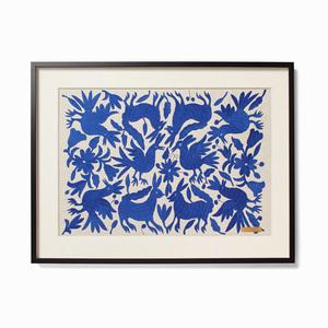 BlueOtomí Artwork