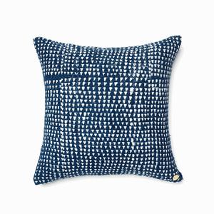 Indigo Dyed Pillow