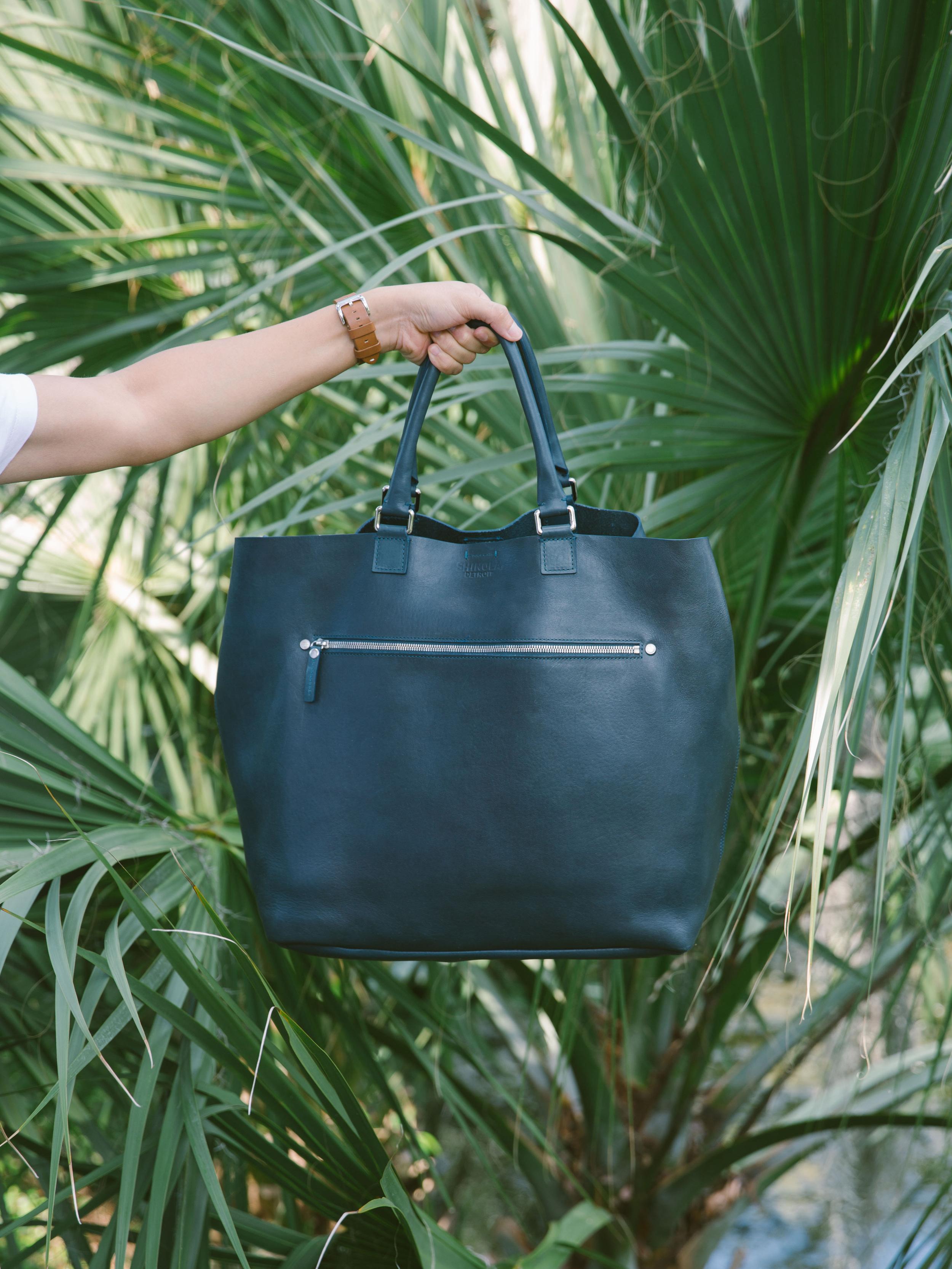 Shinola Fall 2015 Leather Collection