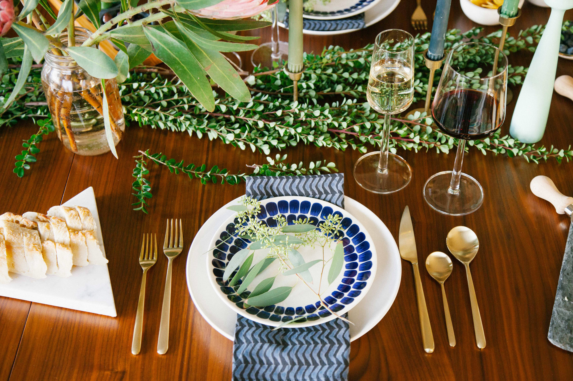 Old Brand New Holiday Entertaining by Dabito
